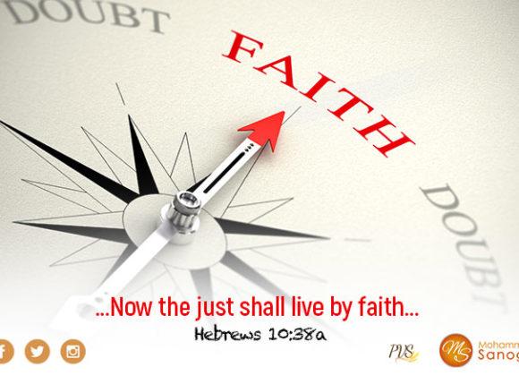 Faith: Your lifestyle !