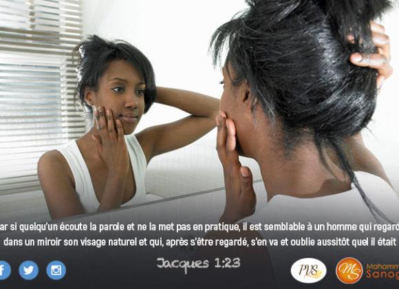 Fais de la Parole de Dieu ton miroir !