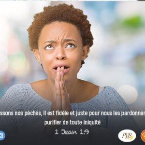 Repens-toi, détourne-toi du mal et tu verras la gloire de Dieu !