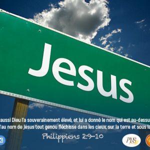 Le nom de Jésus est plus grand que ta situation !