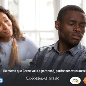 La bonne gestion des offenses pour une prière efficace !