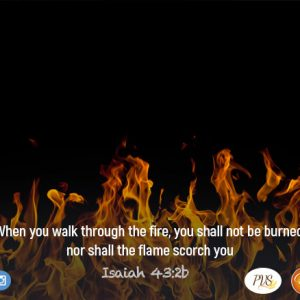 You will come out  of the furnace victorious !