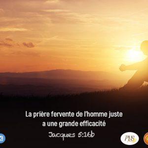 Lève-toi et cherche la face de Dieu avec ferveur  !
