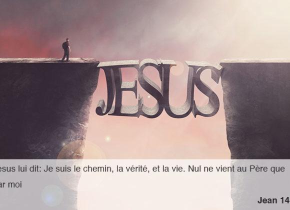 …Au nom de Jésus, amen !