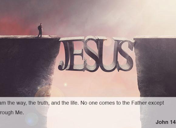 …In the name of Jesus, amen !