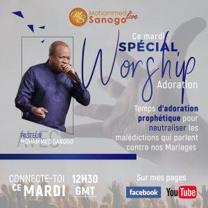 MS Live spécial worship [05/06/2018]