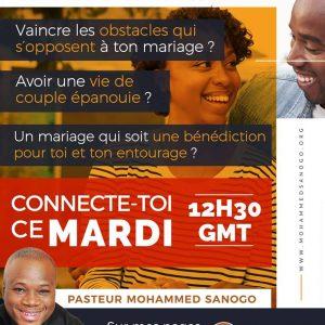 Mohammed Sanogo Live (28/08/2018)