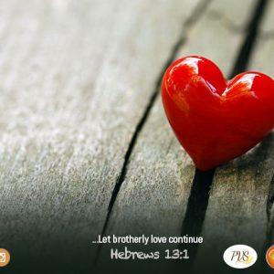 PRESERVING YOUR FAITH THROUGH LOVE!