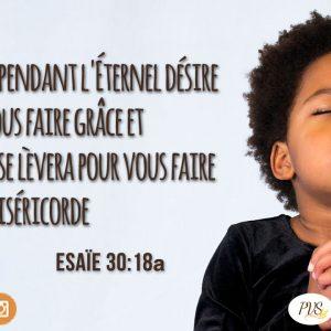LE DIEU DU »CEPENDANT» INTERVIENT DANS TA VIE !